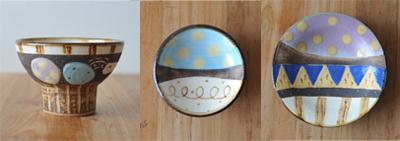 小林美風さんの器はココシカフェで購入できます