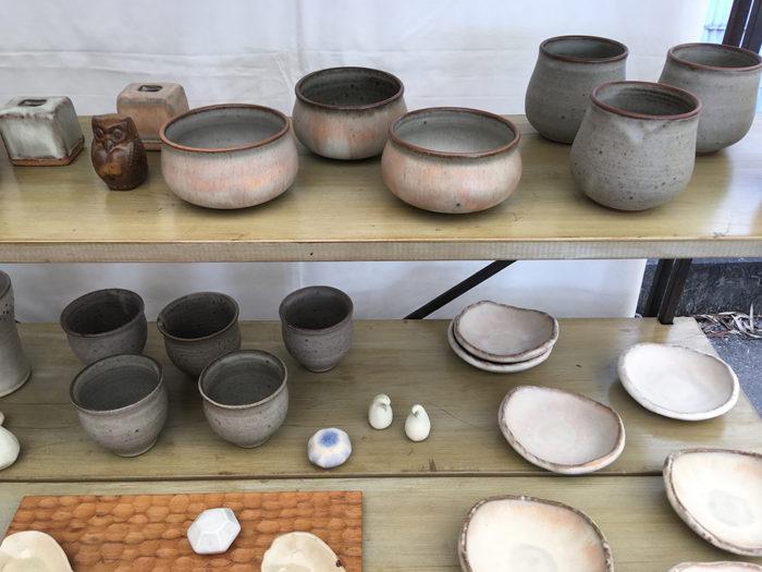 益子陶器市 比呂