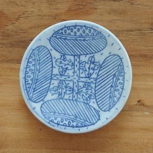ミヤマリカ  豆皿