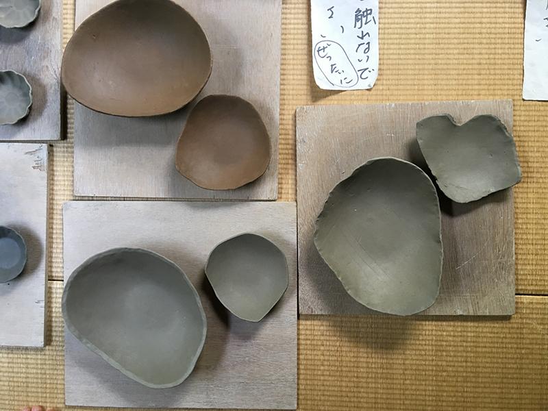 青木浩二さんとたまご鉢
